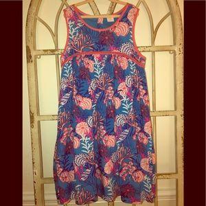 GYMBOREE Sleeveless Nautical Dress- Size 10